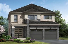 Amberlee model home in