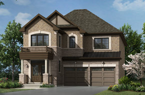 Robinson model home in