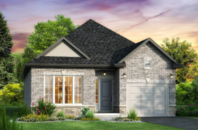 The Oakmont-Bungalow model home in