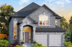 The Tullamore model home in