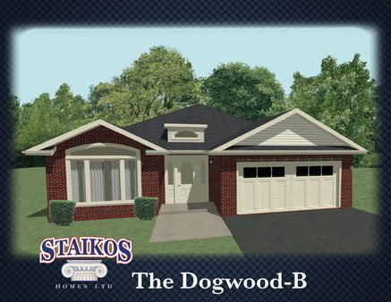 The Dogwood A & B property view 2