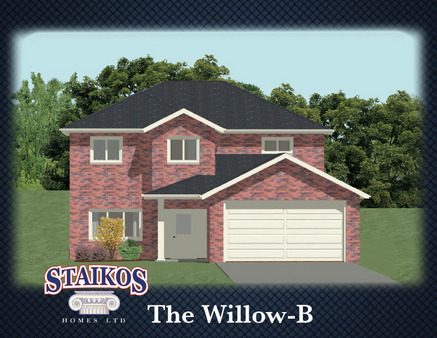 THe Willow A & B  property view 2