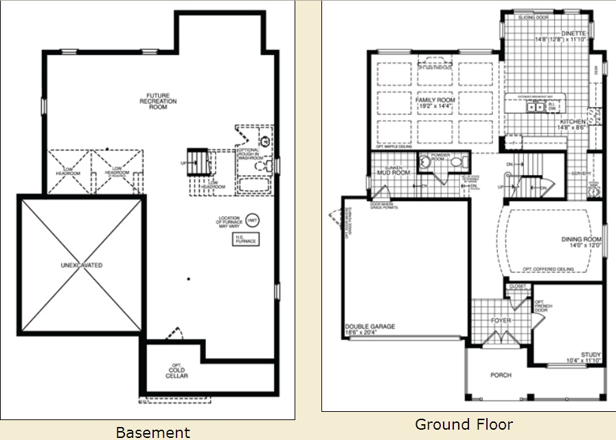 Brighton floor plans 28 images zip kit homes modern for Brighton homes home designs